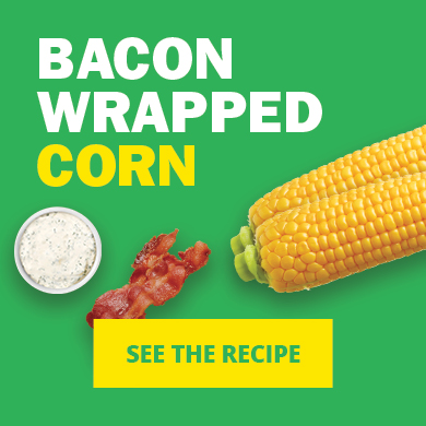 Bacon Wrapped Corn Recipe
