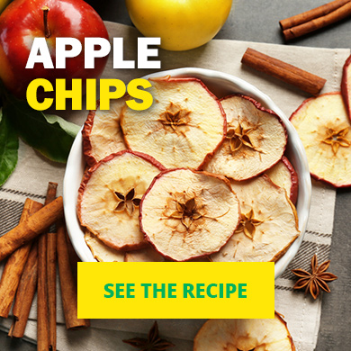Apple Chips - See the recipe