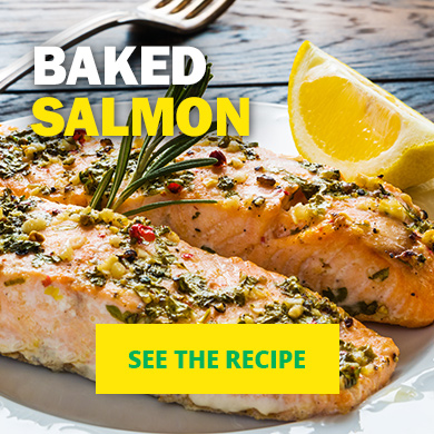 Baked Salmon - See the recipe