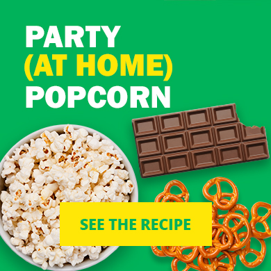 Party (At Home) Popcorn