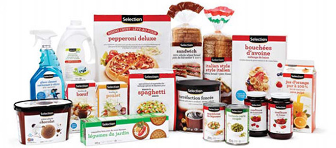 Our Brands For Less Food Basics